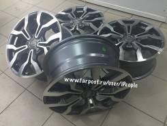 Audi. 7.5x17, 5x112.00, ET35, ЦО 66,5мм.