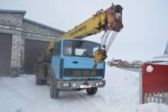 Ивановец. Продам автокран , 16 000 кг., 18 м.