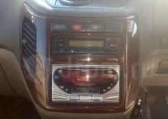 Магнитола. Nissan Elgrand
