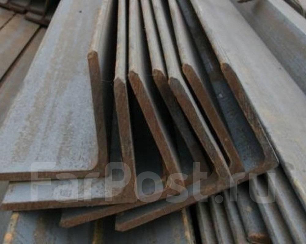 Купить в омске уголок стальной бу