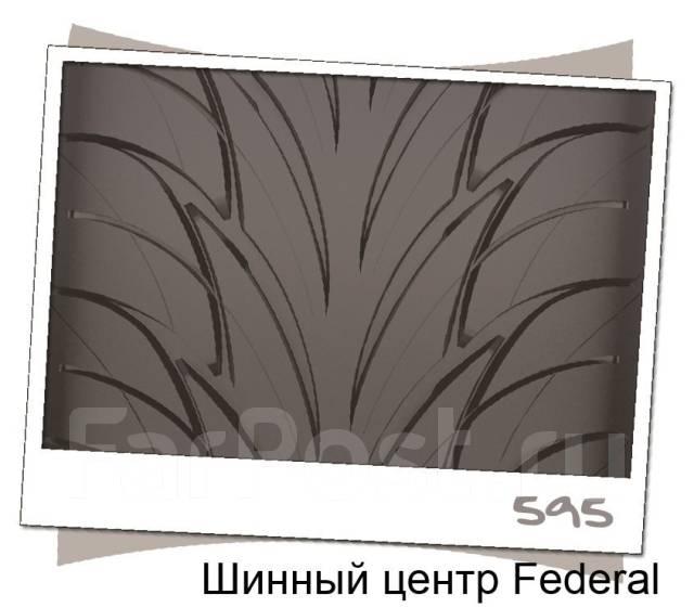 Federal Super Steel SS595. Летние, 2017 год, без износа, 4 шт