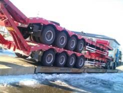 "Cimc. Полуприцеп трал 90 тон ""CIMC"", 90 000 кг."