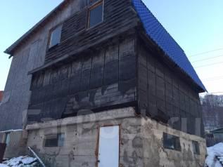 Хороший дом, требующий хозяина. 100-200 кв. м., 2 этажа, 3 комнаты, дерево