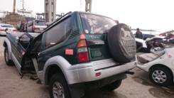 Расширитель крыла. Toyota Land Cruiser Prado, KZJ90W, KZJ90 Двигатель 1KZTE