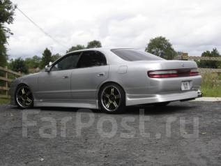 Toyota Chaser. Документы Toyota chaser jzx90