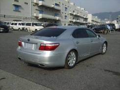 Lexus LS600hL. Продам документы LS600hl