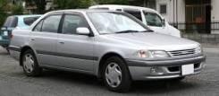 Козырек солнцезащитный. Toyota Carina, AT210, CT210