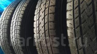 Bridgestone Dueler H/L. Всесезонные, 2011 год, износ: 30%, 4 шт