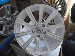 "NZ Wheels. 7.0x17"", 5x114.30, ET45, ЦО 60,1мм."