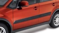 Молдинг на кузов (дверей) Suzuki SX 4. Suzuki SX4 Fiat Sedici