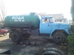 ЗИЛ 130. Продаётся водовозка переоборудованная из ЗИЛ-130 грузовой фургон, 5 958куб. см., 8 000кг., 4x2