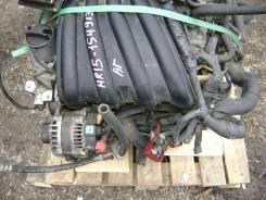Двигатель. Nissan: Juke, Tiida Latio, Tiida, Note, Wingroad Двигатель HR15DE
