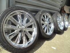 MHT Foose Speed. 8.5/10.0x20, 5x114.30, ET34/40, ЦО 73,1 мм.