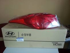 Стоп-сигнал. Hyundai Elantra, MD