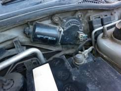 Мотор стеклоочистителя.