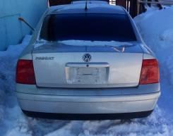 Бампер. Volkswagen Passat