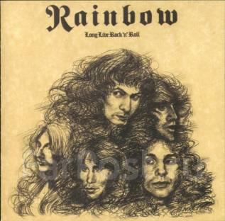 "CD Rainbow ""Long live rock'n'roll"" 1978 Germany"