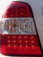 Стоп-сигнал. Toyota Kluger V, MCU20, ACU20, ACU25, MCU25 Toyota Highlander Toyota Kluger, MCU28 Двигатели: 2AZFE, 1MZFE, 3MZFE. Под заказ
