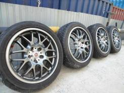 Sparco. 7.0x17, 5x114.30, ET38, ЦО 73,0 мм.