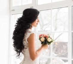 Профессиональный Свадебный макияж и причёска! Выезд на дом