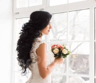Профессиональный Свадебный макияж и причёска Выезд на дом.