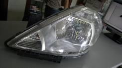 Фара. Nissan Tiida Двигатели: HR16DE, MR18DE, K9K