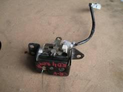 Замок крышки багажника. Honda CR-V, RD4, CBA-RD7, LA-RD4, LA-RD5, ABA-RD4, ABA-RD5, CBA-RD6 Honda CR-V I-CTDI Двигатель N22A2