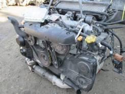 Двигатель Subaru Forester SG5 EJ205-T