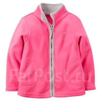 43793f3d0b1 Флисовая кофта Картерз на 6 лет - Детская одежда в Хабаровске