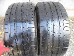 Pirelli P Zero Nero. Летние, 2011 год, износ: 10%, 2 шт