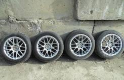 RAYS VOLK RACING. 8.0/9.0x17, 5x114.30, ET45/45, ЦО 73,0мм.