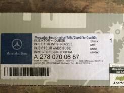 Инжектор. Mercedes-Benz
