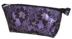 """Косметичка из ткани DW-11-05 """"Лодочка"""", 210x60x100 CB-2120-L violet, ZC"""