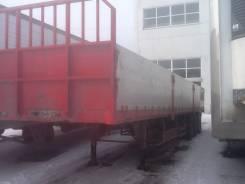 Doosan B. Продам, сдам в аренду полуприцеп бортовой контейнеровоз, 45 000 кг.