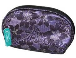 "Косметичка из ткани DW-11-04 ""№2"", 175x35x110 CB-2140-L violet, ZC"