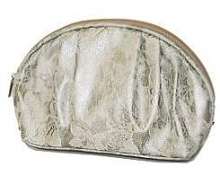 """Косметичка из ткани DW-11-07 """"№4 с складками"""", 230x75x140 CB-2170-L beige, ZC"""