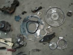 Двигатель в сборе. Toyota Corsa, NL40 Двигатель 1NT