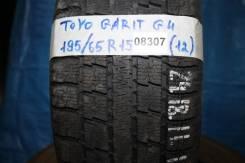 Toyo Garit G4. Зимние, без шипов, 2012 год, износ: 30%, 4 шт