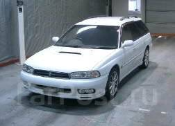 Выхлопная система. Subaru Legacy, BG5, BES, BH5, BE5, BD5 Двигатели: EJ208, EJ20R