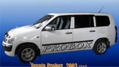 Наклейка. Toyota Probox