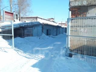 Гаражи кооперативные. улица Ухтомского 1, р-н Железнодорожный, электричество