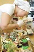 Пекарь-кондитер. Средне-специальное образование, опыт работы 10 лет