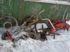 Продам комплектом запчасти на мотоцикл Минск