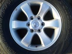 Toyota Land Cruiser Prado. 7.5x17, 6x139.70, ET30, ЦО 106,0мм.