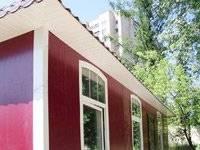 Изготовление дачных домиков, гаражей, торговых павильонов
