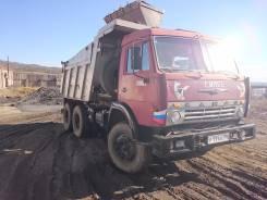 Камаз 65115. Продается самосвал Камаз-65115 в Петровске-Забайкальском, 10 900 куб. см., 15 000 кг.