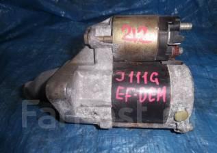 Стартер. Daihatsu Terios Kid, J111G, J131G, 111G Daihatsu Terios Двигатели: EFDEM, EFDET