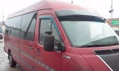 Volkswagen LT 35. Продается микроавтобус, 2 500 куб. см., 3 места