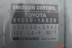 Блок управления двс. Toyota: Corolla, Corsa, Tercel, Corolla Levin, Corona, Carina, Cami, Passo Sette, Sprinter, Sprinter Trueno, Starlet, Corolla 2 Д...