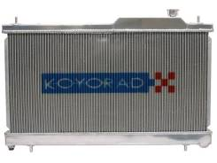 Радиатор охлаждения двигателя. Subaru Impreza WRX STI, GRB Двигатель EJ25. Под заказ